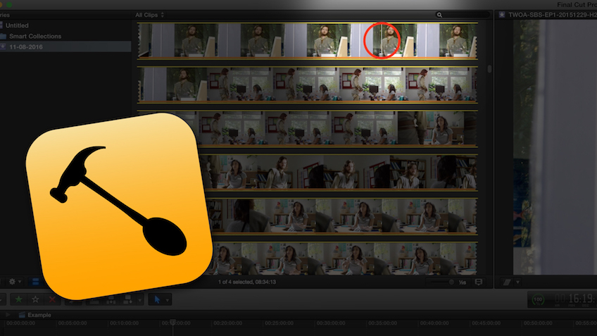 Drawing Lines In Final Cut Pro : Final cut pro hacks u latenite films