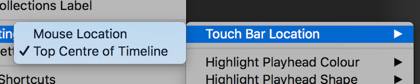 touchbar-settings