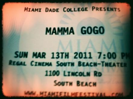 Mamma Gogo Latenite Films Blog